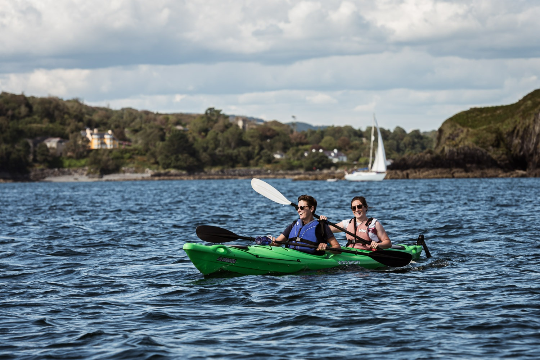 Sea Kayaking In West Cork